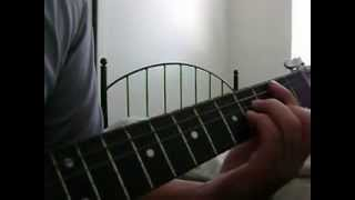 for your babies acoustic chords-simply red