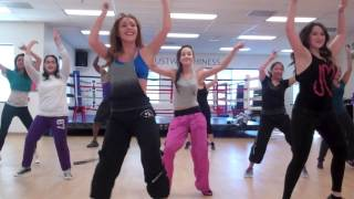 Red Hot Fitness - She's a Bad Mama Jama - Warm up/Cool Down (Dance Fitness)
