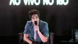 DVD AO VIVO NO RIO COLETIVA Luan Santana  12/04 parte 3