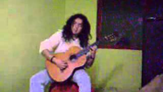 improvisación guitarra clásica  manolete fernández