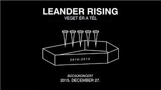 Leander Rising - Véget ér a tél (Live @ Barba Negra)