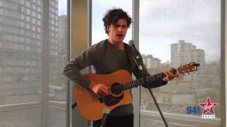 VANCE JOY - Fire And The Flood (Live Acoustic)