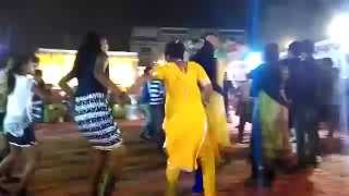 Nagpuri Chain Dance at Durg Bhilai Pt-4