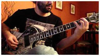 Avenged Sevenfold - Danger Line (Guitar Solo)
