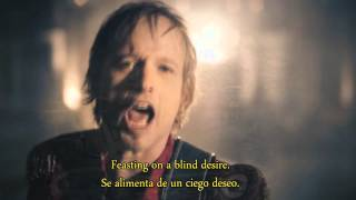 AVANTASIA - Mystery of a Blood Red Rose - Sub Español & Lyrics
