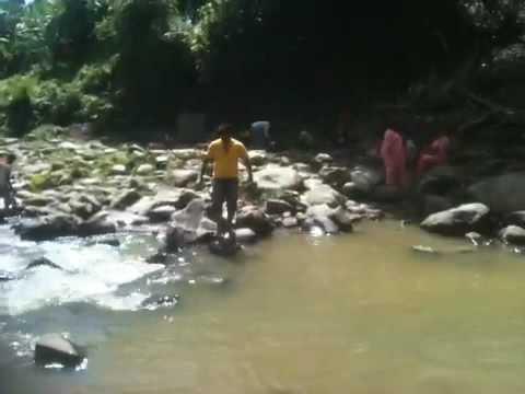 Madhabkund waterfall