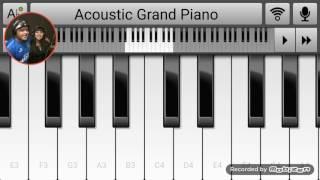 El pepo ft rocio quiroz - quizás - piano