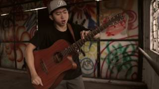 Hamza Wata - Shape of You (Acoustic - Ed Sheeran Cover)