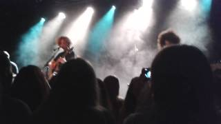 Michael Schulte- Silence live -Clubcann 29.11.14