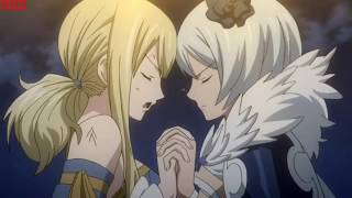 【AMV】Lucy Heartfilia - Silent Scream Nightcore 【Fairy Tail】