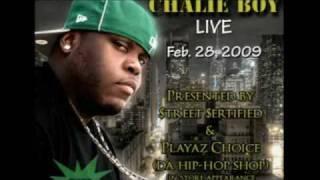 Chalie Boy Live 2-28-09 in Mcallen, Tx!