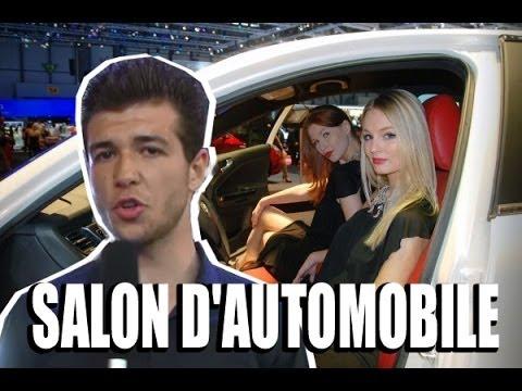 Salon d'automobile alger 2014 - معرض السيارات 2014 الجزائر