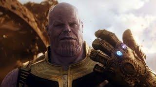 Infinity wars!!... Boku no Hero academia's villain theme Works with Thanos!..