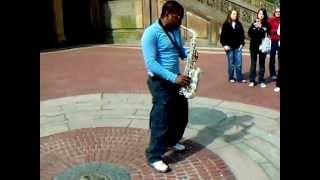 Beat It Cover (Saxophone)