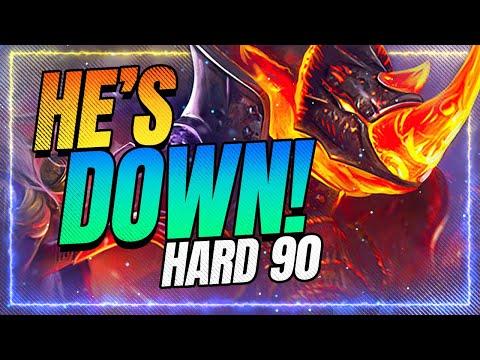 ChoseN's lvl90 Hard Bommel Team | FULL Build! | RAID Shadow Legends