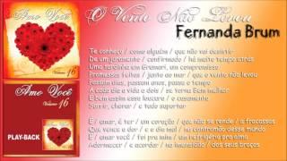 O Vento Não Levou - Fernanda Brum - Coleção Amo Você Vol.16 (2010) HD ComLETRA