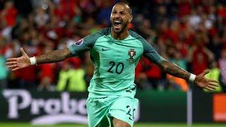 Golo Portugal vs Croácia | Quaresma | Euro 2016 | Relato Antena 1