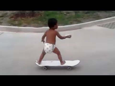 Compilatie video cu copii incredibili