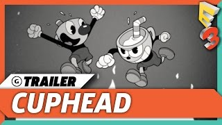 Cuphead Release Date Trailer | E3 2017 Microsoft Press Conference