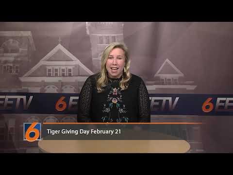 Auburn hosting Tiger Giving Day February 21