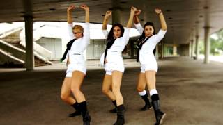 Dancehall choreography by ICE CREAM CREW.  Sean Paul feat. Dj Ammo -- Touch the Sky