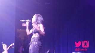 "Sevyn Streeter Performing ""N.E.X.T"""
