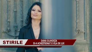 Dana Olandeza si-a achizitionat o vila de lux ! VIDEO