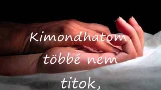 Poór Péter - Egy Könnycsepp az arcodon - Karaoke