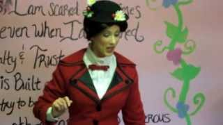 Simply Enchanted Mary Poppins Spoonful of Sugar - Cover
