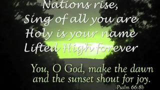 Hillsong- For Your Name (w/Lyrics)