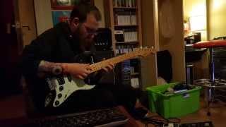 Deep Purple Highway Star Organ Solo - ELECTRO HARMONIX EHX B9 Organ Machine