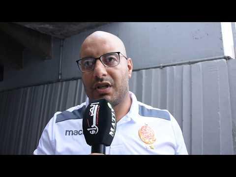 Video : Youssef Achami : «le WAC vise la victoire face au Horaya Conakry»