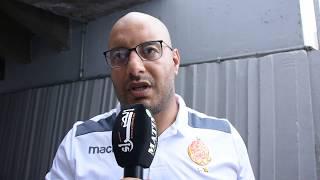 Youssef Achami : «le WAC vise la victoire face au Horaya Conakry»