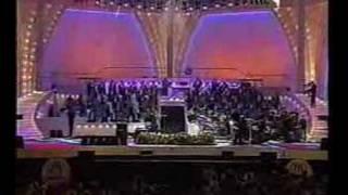 Pavarotti & Elisa - Voglio vivere così - live