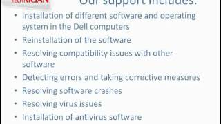 Dell-Support-at-Live Technician