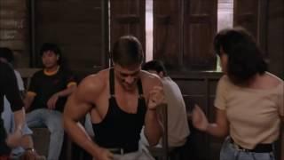 Kickboxer Jean Claude Van Damme Dance Club