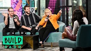 Rebel Wilson, Liams Hemsworth & Brandon Scott Jones On Their New Rom-Com,