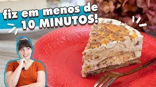 TORTA SORVETE de Panetone - faça e venda! | Tábata Romero