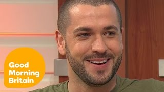 Shayne Ward Is Excited For Soccer Aid! | Good Morning Britain