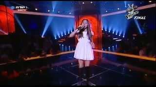 "Carolina Leite - ""Angel"" - Final - The Voice Kids"