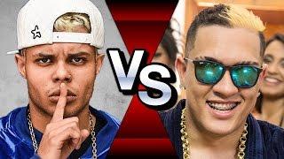MC Lan contra MC Bin Laden - Duelo dos Funkeiros