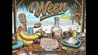 Ween (06/11/2017 Boston, MA) - Cover It With Gas and Set It on Fire