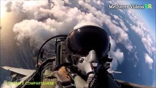 PEOPLE ARE AWESOME 2016 - Jet Fighter EDITION Pilotos de caça Impressionantes