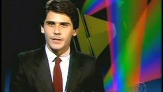 Fantástico: Cazuza deixa Barão Vermelho (28/07/1985)