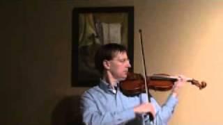 la rejouissance violin