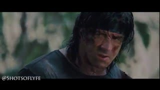 Bryson Tiller - Rambo collaborated with RAMBO(movie) final scene