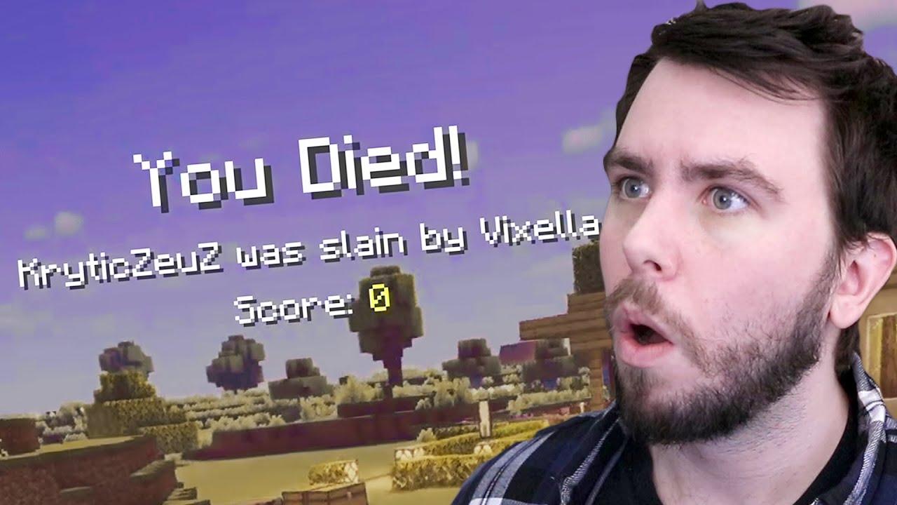 KryticZeuz - Minecraft but my girlfriend betrays me