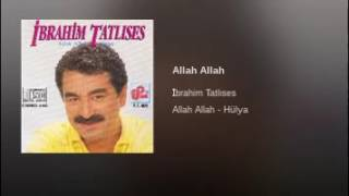 ibrahim tatlises - Allah Allah