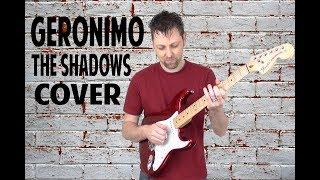 Geronimo Cover - Hank Marvin & The Shadows