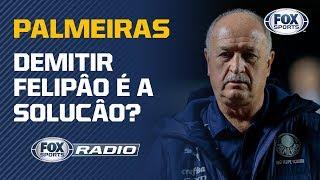 ELENCO DO PALMEIRAS É SUPERESTIMADO? Veja o debate do FOX Sports Rádio!